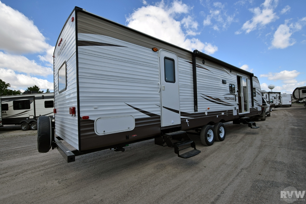 2020 Wildwood 37bhss2q Travel Trailer By Forest River Rv