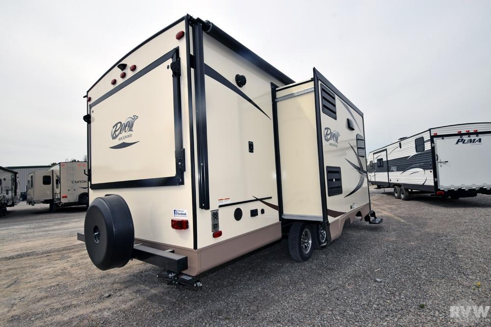 2017 Rockwood Roo 23IKSS Hybrid Camper by Forest River VIN ...