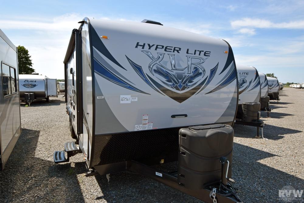 2017 Xlr Hyper Lite 27hfs Toy Hauler Travel Trailer By