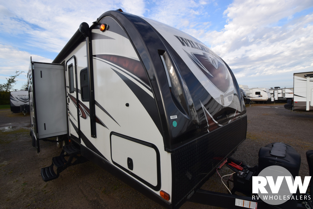 2017 Wilderness 2775rb Travel Trailer By Heartland Vin