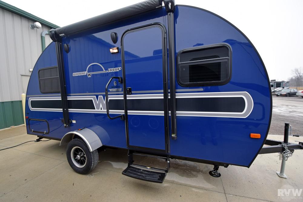 Brilliant 2017 Winnebago Winnie Drop 1710 Travel Trailer 030696  Wade39s RV In