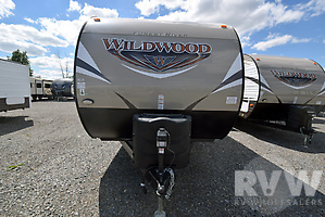 2018 Wildwood 27RKSS by Forest River