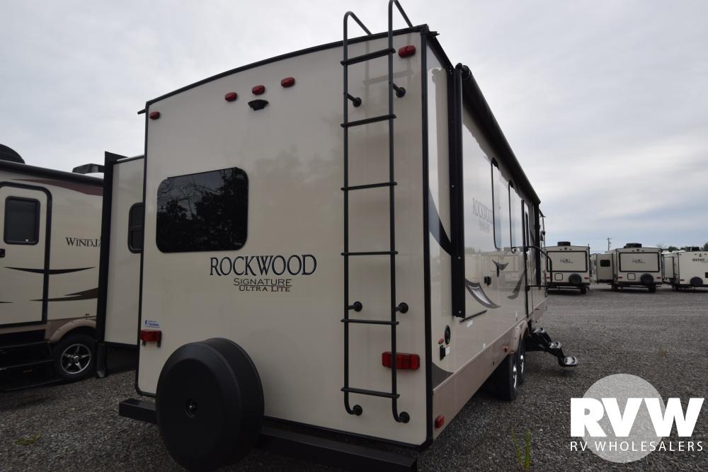 2020 Rockwood Signature Ultra Lite 8335bss Travel Trailer