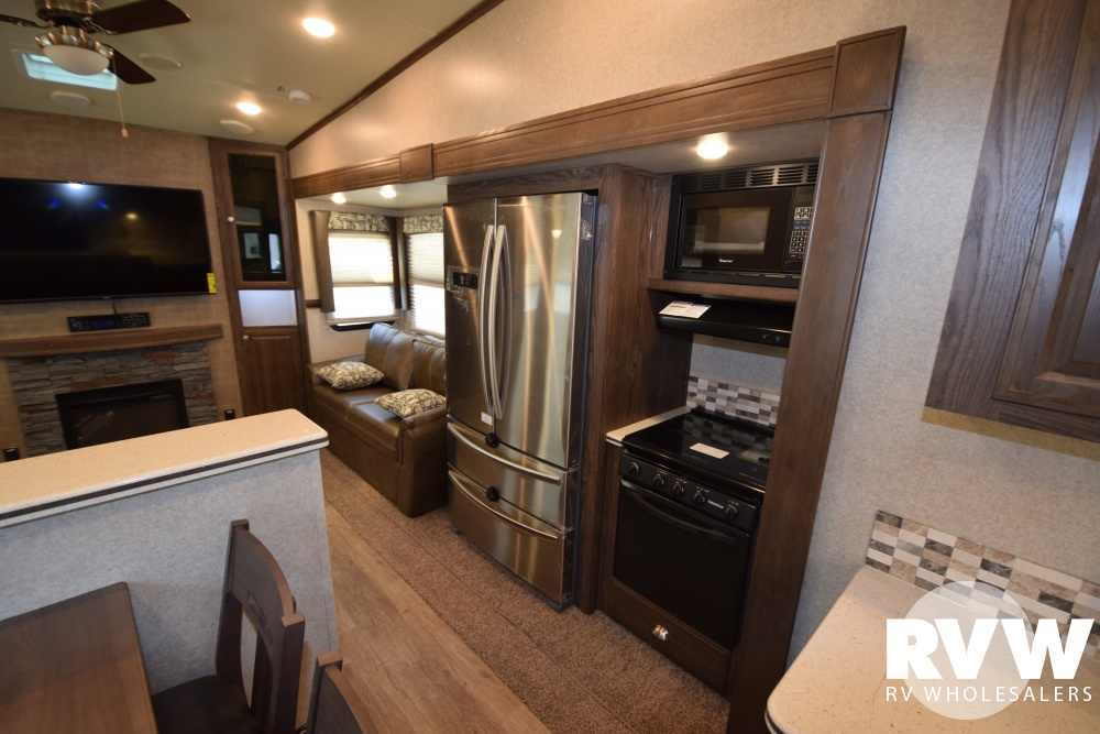 2020 Rockwood Signature Ultra Lite 8298ws Fifth Wheel By