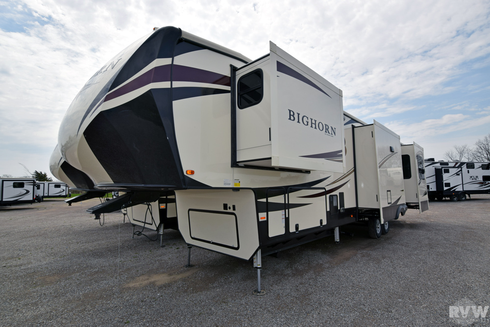 2018 Bighorn 3970rd Fifth Wheel By Heartland Vin 350224