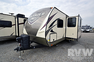 2017 Fun Finder Xtreme Lite 23BH by Cruiser RV