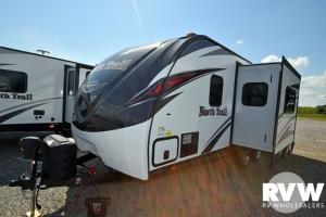 2018 North Trail 24BHS by Heartland RV