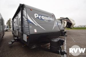 2018 Prowler Lynx 32LX by Heartland RV