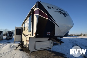 2018 Bighorn 3270RS by Heartland RV