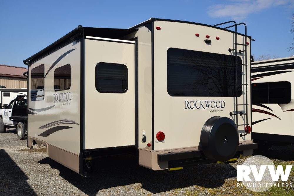 2019 Rockwood Ultra Lite 2604ws Travel Trailer By Forest