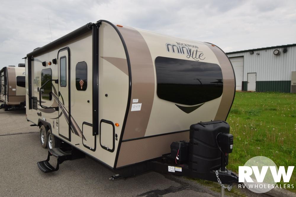 2019 Rockwood Mini Lite 2306 Travel Trailer by Forest ...
