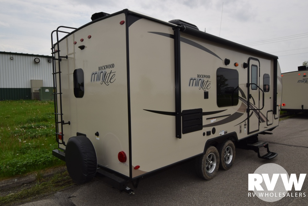 2019 Rockwood Mini Lite 2306 Travel Trailer By Forest
