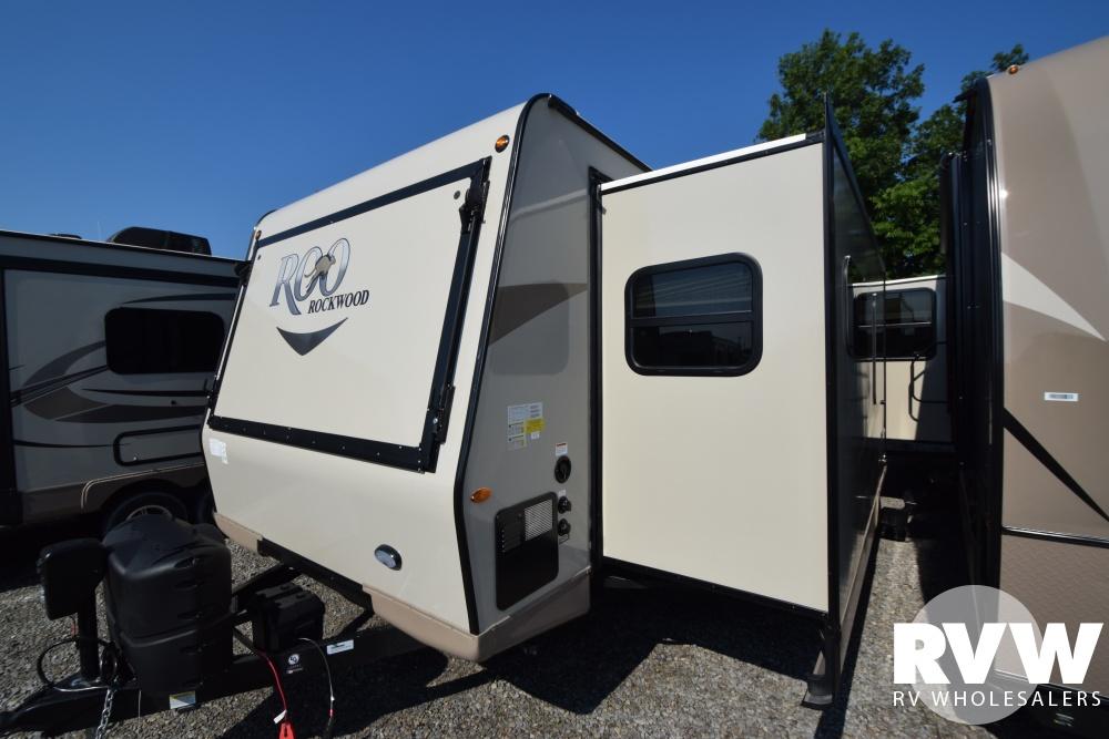 2020 Rockwood Roo 24ws Hybrid Camper By Forest River Vin