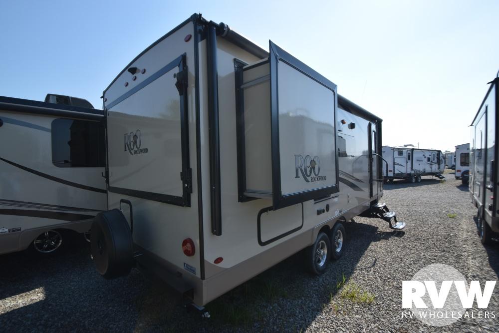 2020 Rockwood Roo 24WS Hybrid Camper by Forest River VIN ...