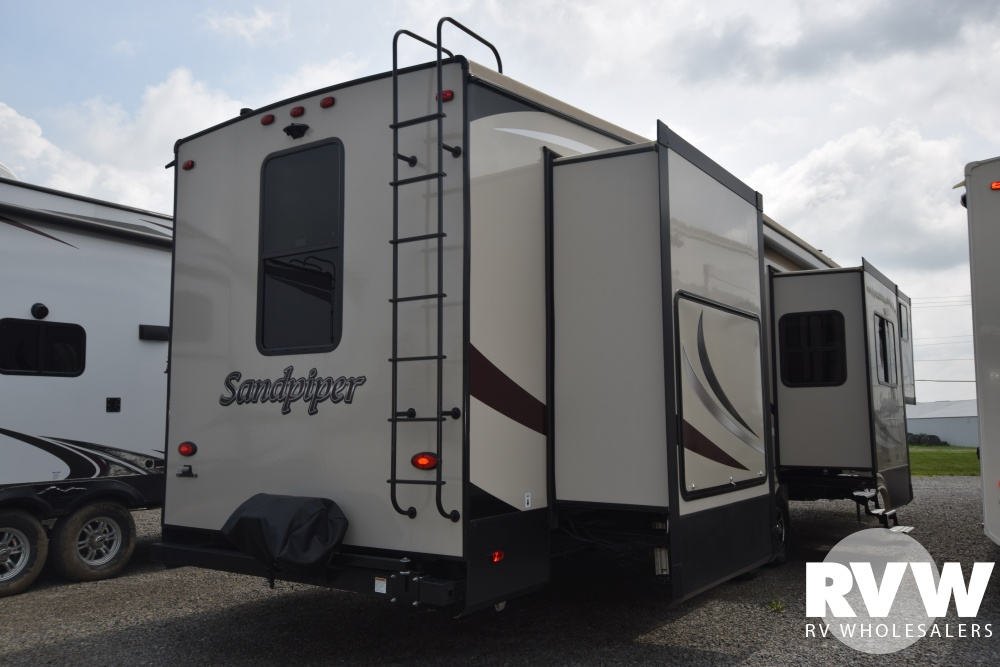 2019 Sandpiper 38fkok Fifth Wheel By Forest River Vin