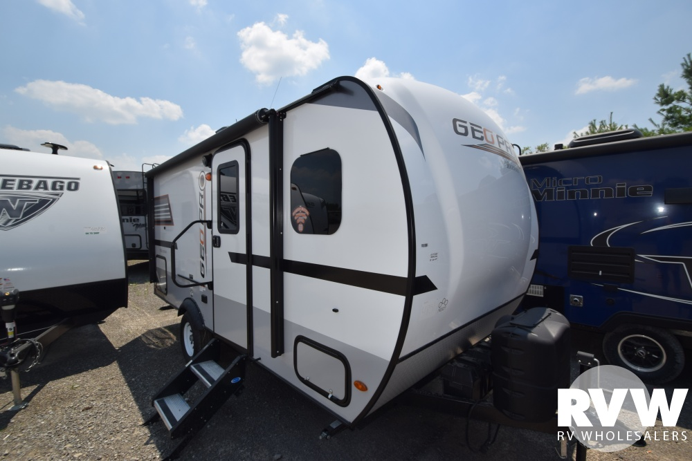 2019 Rockwood Geo Pro G16BH Travel Trailer by Forest River ...