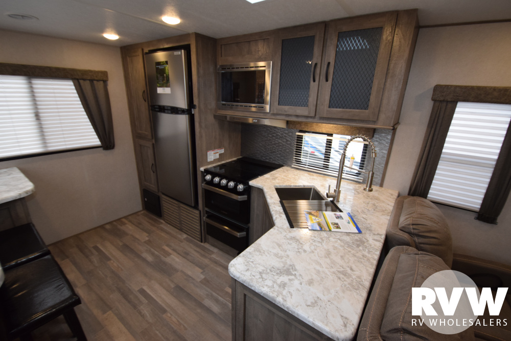 2020 Vibe 33rk Travel Trailer By Forest River Rv Vin