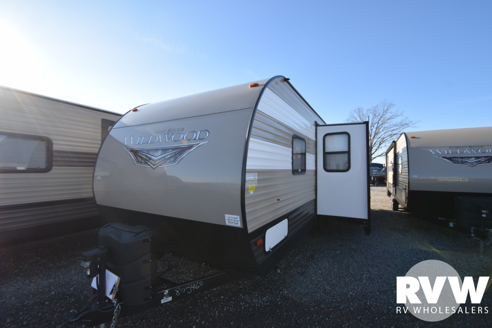 2019 Wildwood 31kqbts Travel Trailer By Forest River Vin