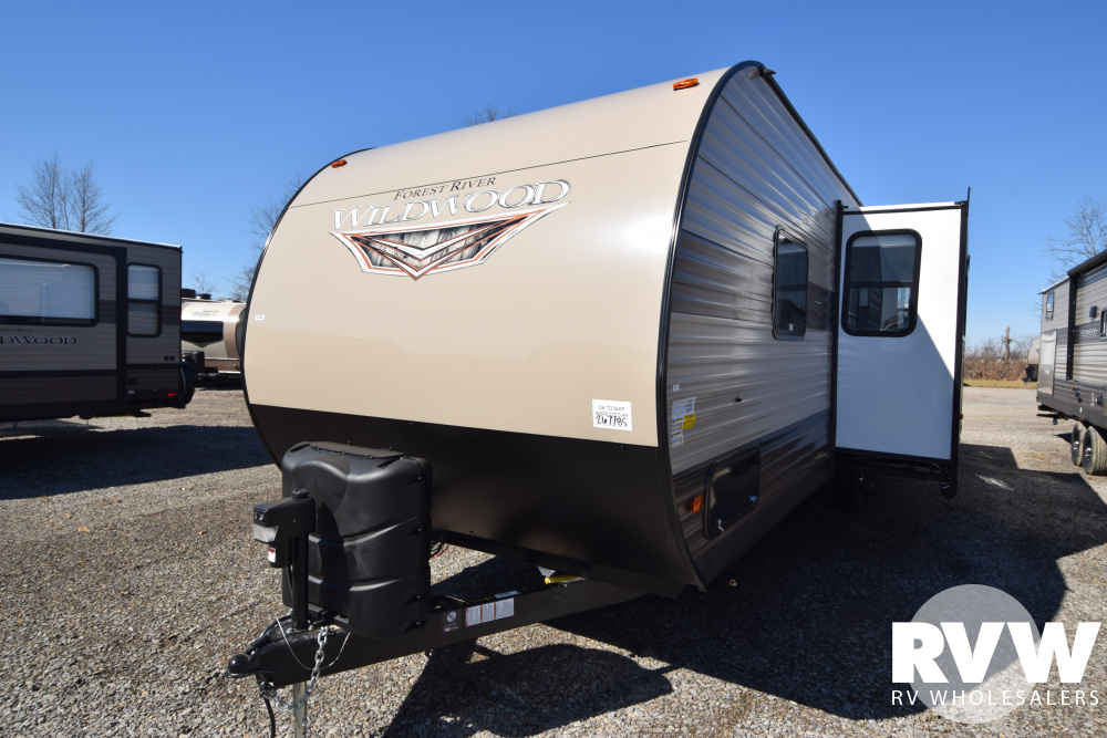 2020 Wildwood 26dbud Travel Trailer By Forest River Vin