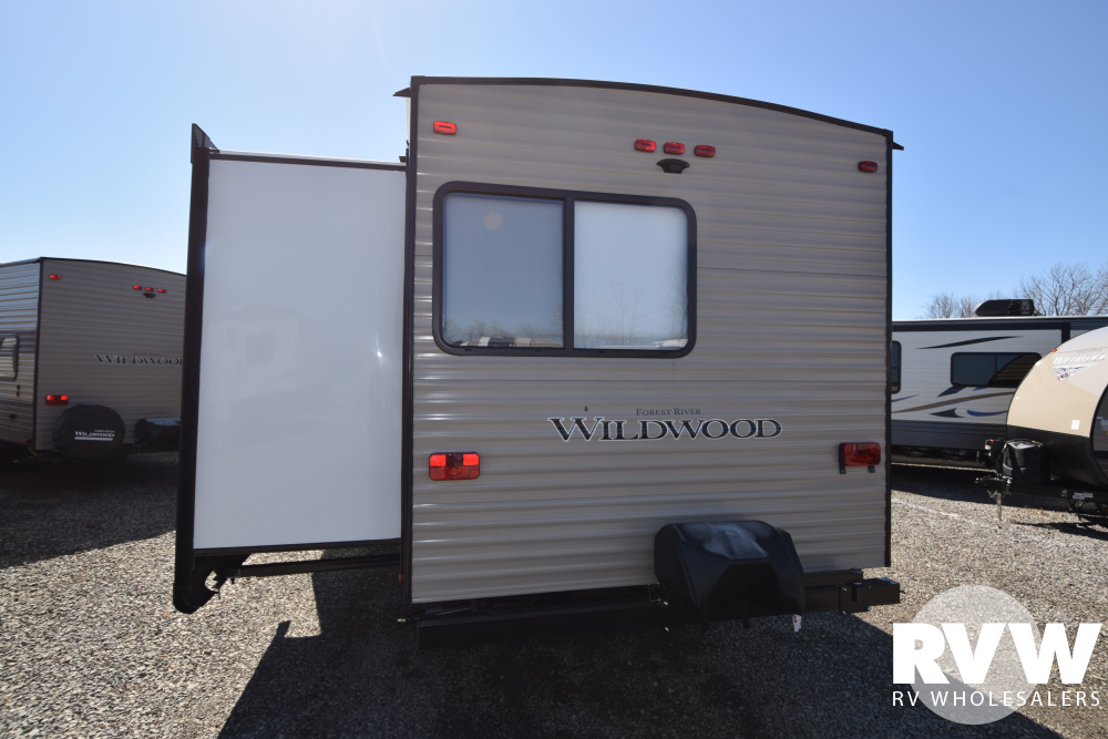 2020 Wildwood 32bhds Travel Trailer By Forest River Vin