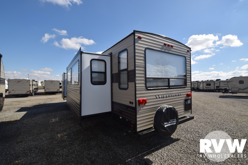 2019 Wildwood 32rlds Travel Trailer By Forest River Vin