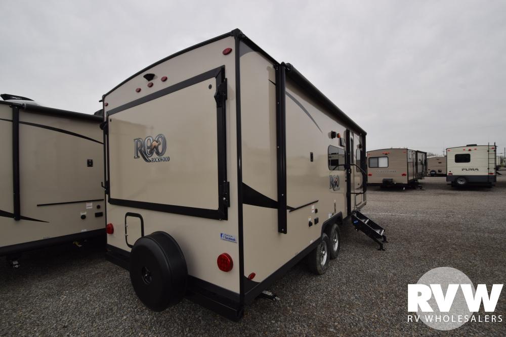 2020 Rockwood Roo 233S Hybrid Camper by Forest River VIN ...