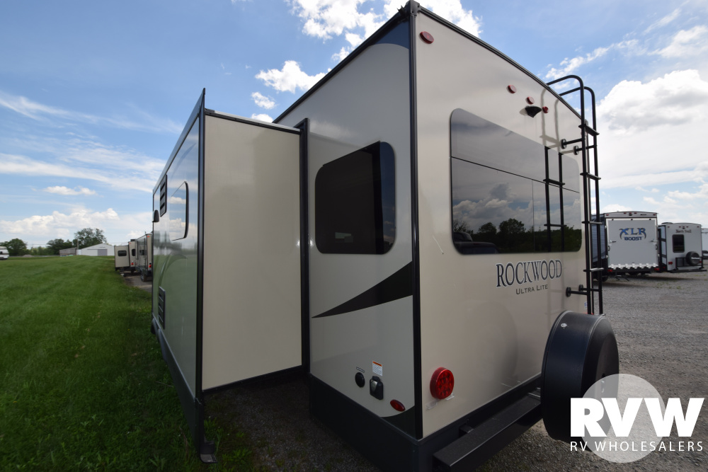 2020 Rockwood Ultra Lite 2906rs Travel Trailer By Forest