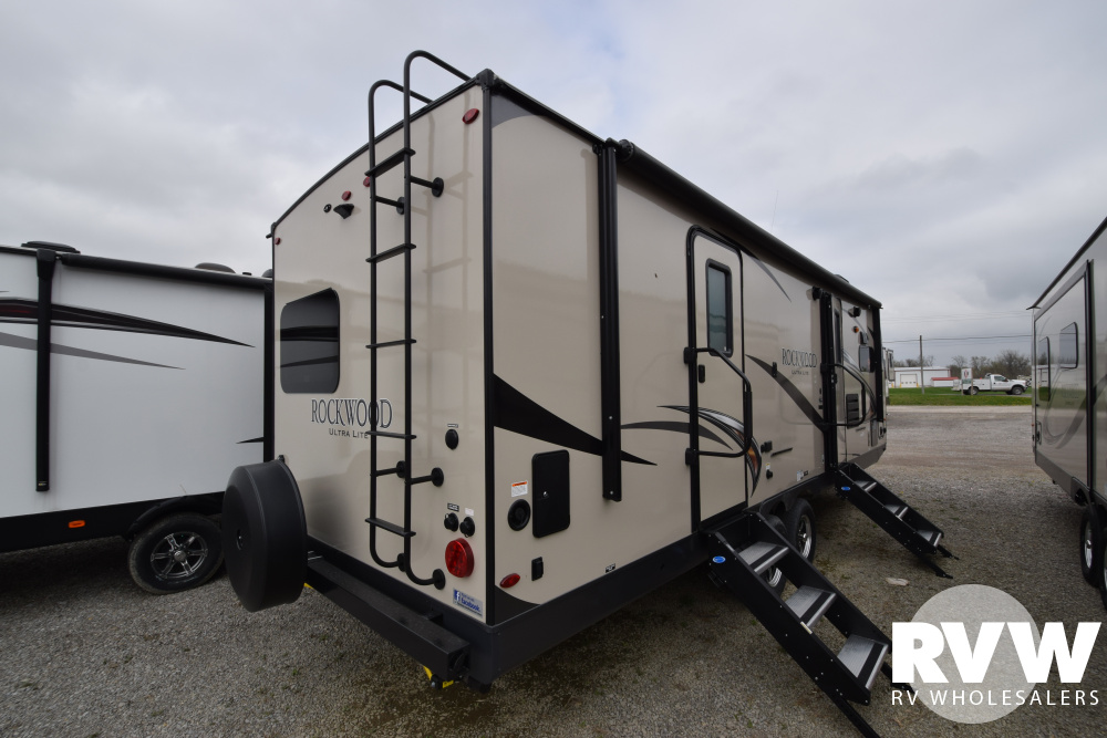 2020 Rockwood Ultra Lite 2608bs Travel Trailer By Forest