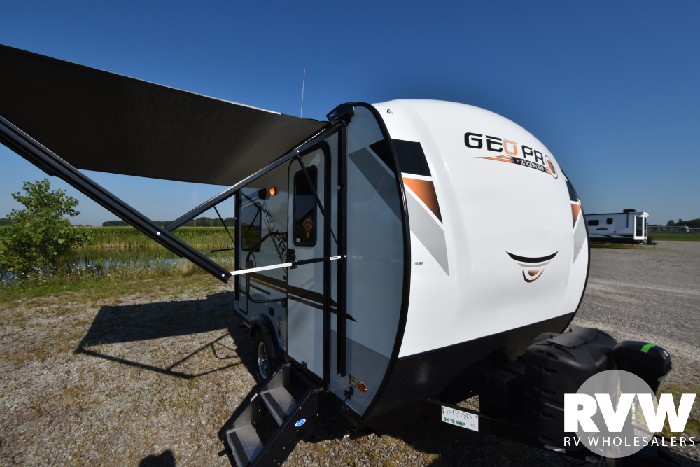 2021 Rockwood Geo Pro G15TB Travel Trailer by Forest River ...