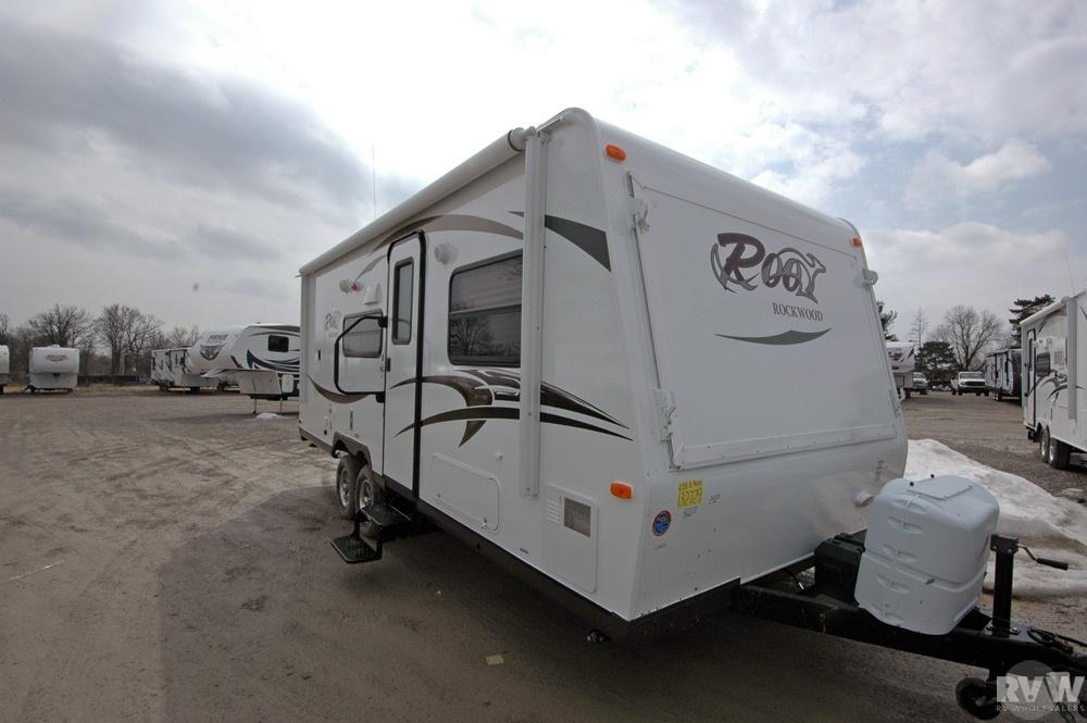 2014 Rockwood Roo 233S Hybrid Camper by Forest River VIN ...