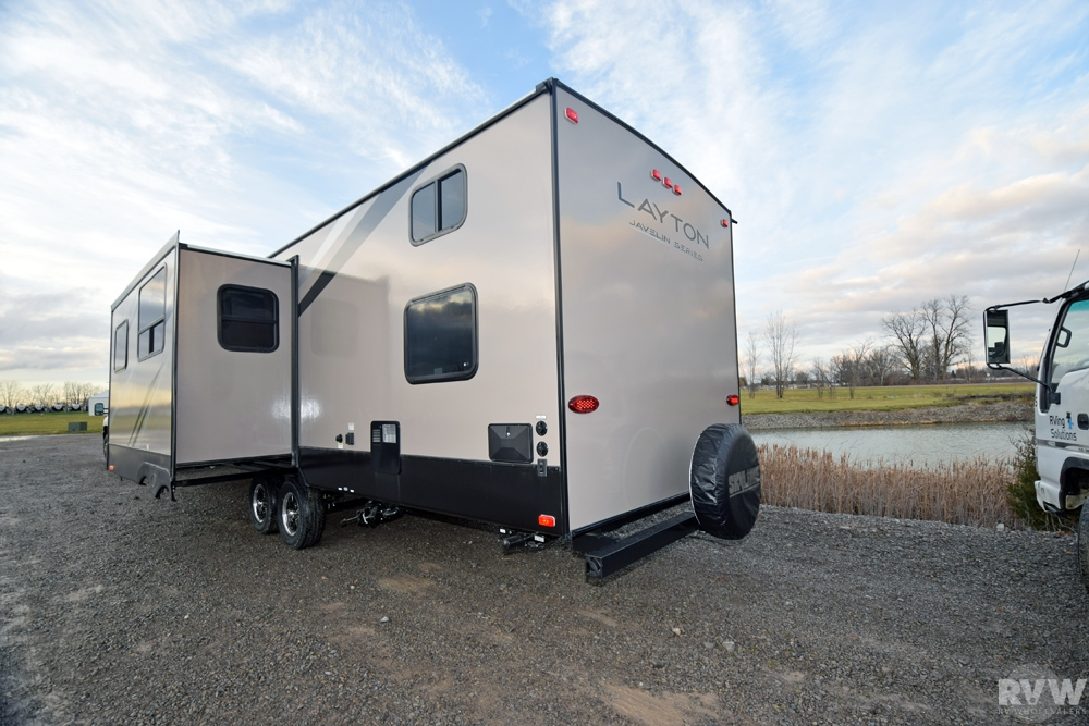Awesome 2016 Rockwood Mini Lite ETC 1901 Travel Trailer By Forest River Stock