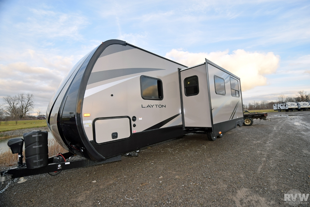 Awesome 2016 Palomino Columbus Compass Series 320RSC Fifth Wheel  The Real