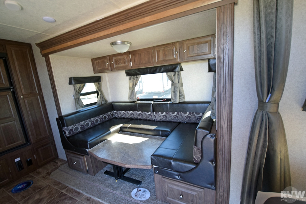2017 Rockwood Mini Lite 2104s Travel Trailer By Forest