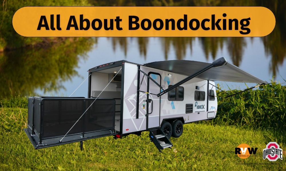 All About Boondocking