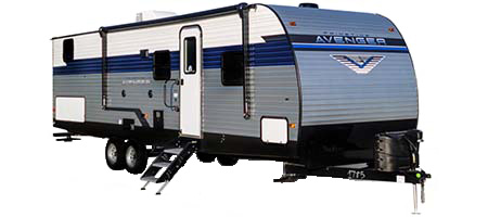 Prime Time RV Avenger LE Travel Trailers