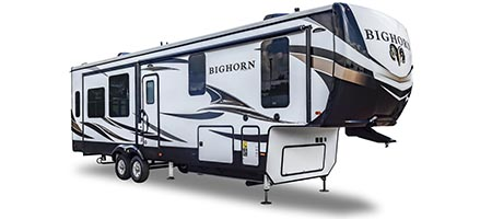 Heartland RV Bighorn Fifth Wheels