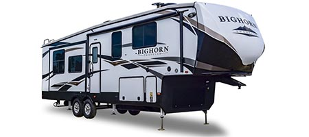 Heartland RV Bighorn Traveler Fifth Wheels