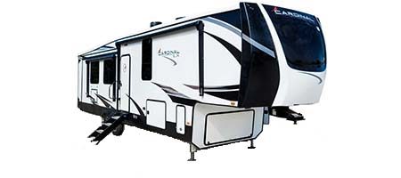 Forest River RV Cardinal Luxury Fifth Wheels