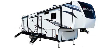 Forest River RV Cardinal Limited Fifth Wheels
