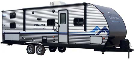 Coachmen RV Catalina Summit Series 8 Travel Trailers