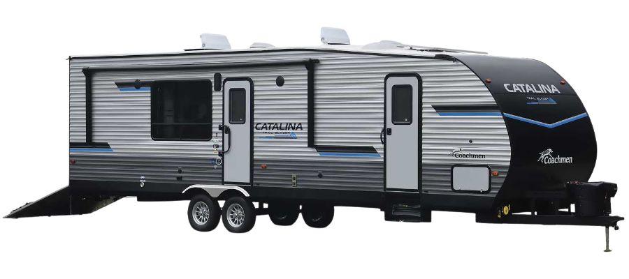 Coachmen RV Catalina Trailblazer Toy Hauler Travel Trailers