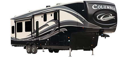 Palomino Columbus Fifth Wheels