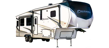 Prime Time RV Crusader Fifth Wheels