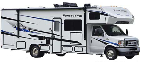Forest River RV Forester LE Class C Motorhomes