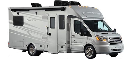 Forest River RV Forester TS Class C Motorhomes