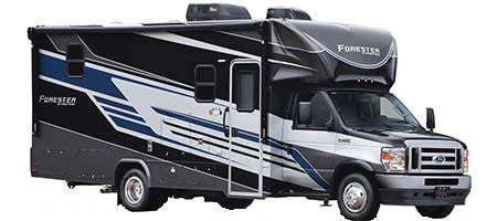 Forest River RV Forester Class C Motorhomes