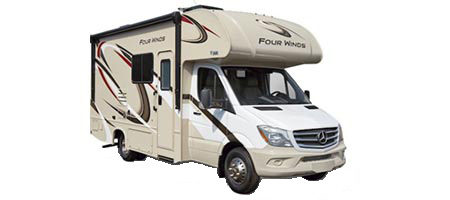 Thor Motor Coach Four Winds Sprinter Mercedes Class C Motorhomes