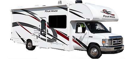 Thor Motor Coach Four Winds Class C Motorhomes