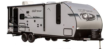 Forest River RV Grey Wolf Black Label Travel Trailers
