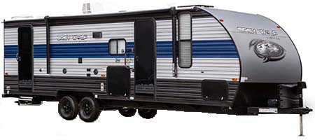 Forest River RV Grey Wolf Special Edition Travel Trailers